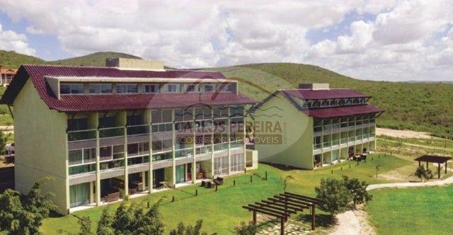 Flat Studio em 60 Meses no Hotel Fazenda Monte Castelo (em fase de construção) Ref. 144 - Foto 3