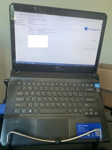 Notebook vaio core i7-3632qm 8gb 1tb tela 15.6? windows 10