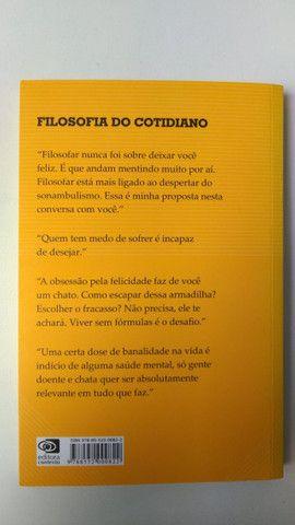 Filosofia do cotidiano (Luiz Felipe Pondé) - Foto 2