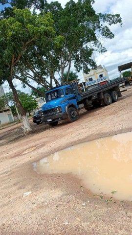 1513 Mercedes bens top caminhão todo revisado - Foto 5