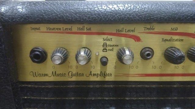 Amplificador de Guitarra WarmMusic - Foto 3