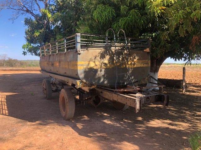 Vendo tanque pipa 9 mil litros - Foto 2
