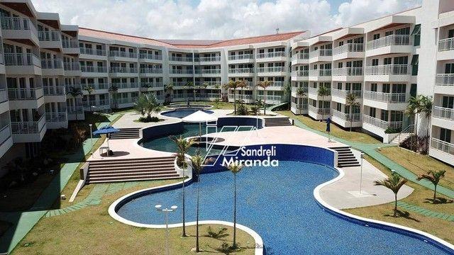 Apartamento com 3 dormitórios à venda, 87 m² por R$ 450.000,00 - Porto das Dunas - Aquiraz - Foto 10