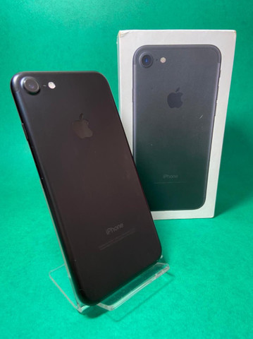 iPhone 7 32Gb Preto Seminovo  - Foto 3