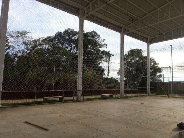 Quadras esportivas sacadas janelas - Foto 6