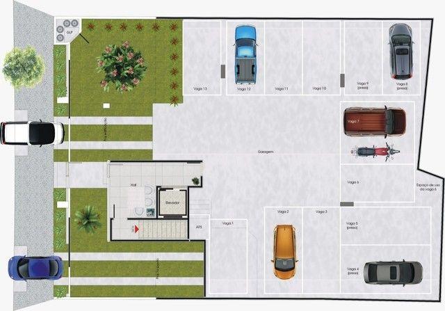 Apartamento à venda com 4 dormitórios em Jaraguá, Belo horizonte cod:4256 - Foto 2