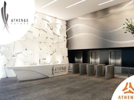 Residencial Athenas Future Living/ Apartamento 67,39m2/ 2 quartos (sendo 1 suíte)/ 1 vaga - Foto 7