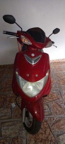 Suzuki Burgman 125cc 2008 por R$ 3.500