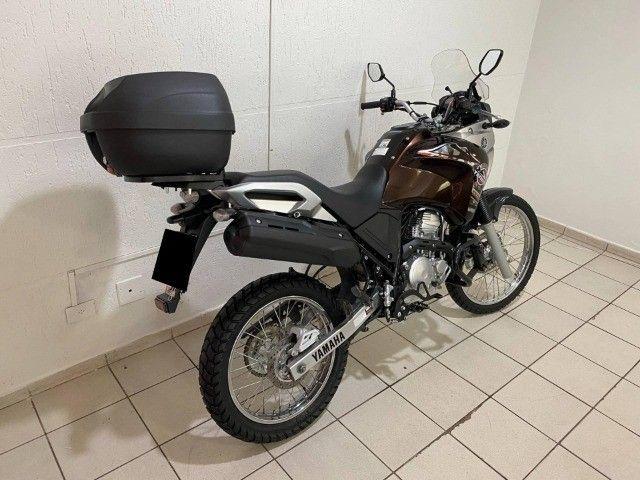 Yamaha - Tenere - 250cc - 2019/2019- marrom/marrom - único dono - vendo urgente - Foto 2