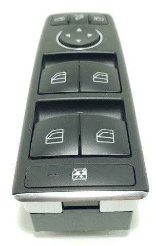 Botão Comando Do Vidro Elétrico Mercedes Benz C180/c200 - Foto 5