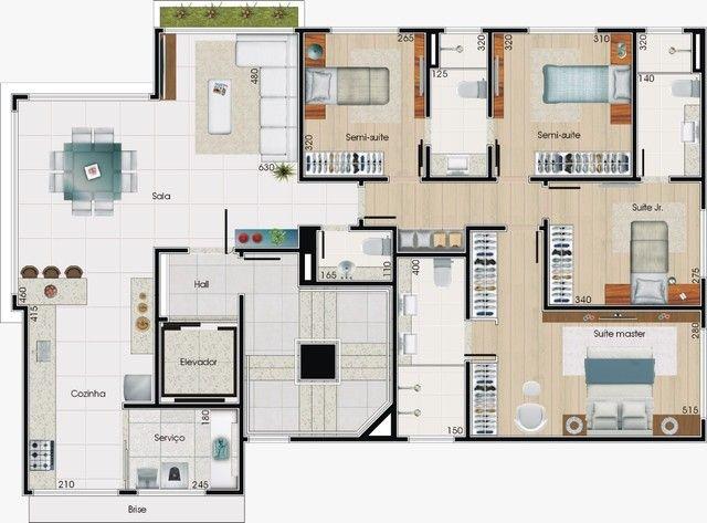 Apartamento à venda com 4 dormitórios em Jaraguá, Belo horizonte cod:4256