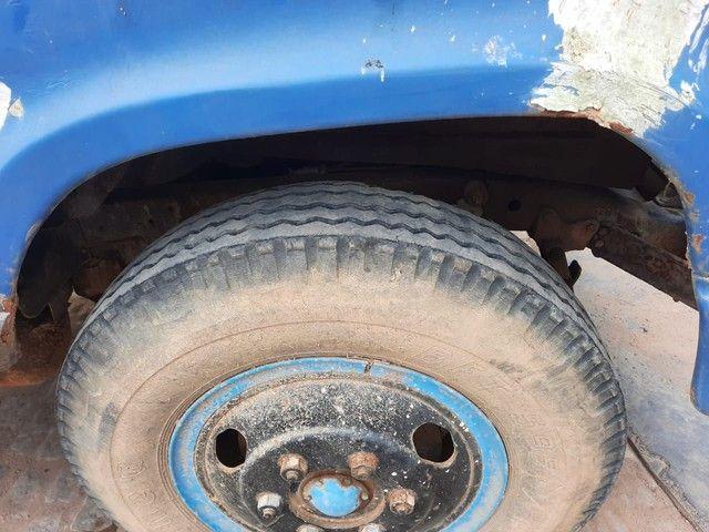 Chevrolet com motor e caixa Mercedes - Foto 3