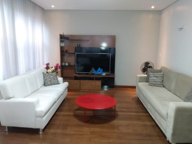 Apartamento à venda com 5 dormitórios em Santo antônio, Belo horizonte cod:ALM1700 - Foto 3
