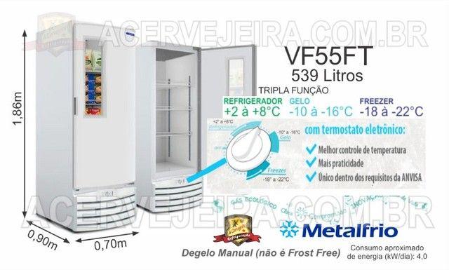 Freezer Vertical Fricon e Metalfrio - Foto 3