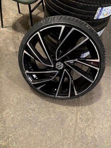 Conserto em rodas