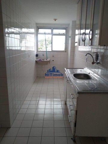 Apartamento para aluguel, 2 quartos, 1 vaga, Barreto - Niterói/RJ - Foto 7