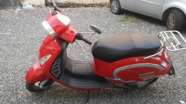 Moto retrô EX shineray - Foto 4
