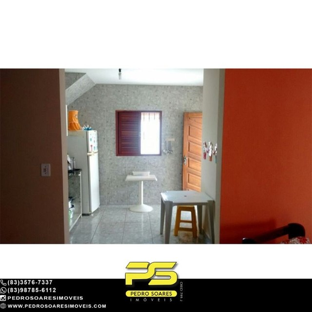 Casa com 2 dormitórios à venda, 100 m² por R$ 230.000 - Jacumã - Conde/PB - Foto 6