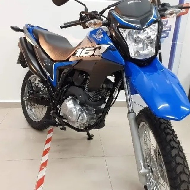 Vende se Moto honda Bross 160 ESDD 0km - Foto 3