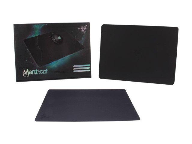 Mousepad Gamer Razer Manticor Elite Aluminum - NOVO - Loja Física