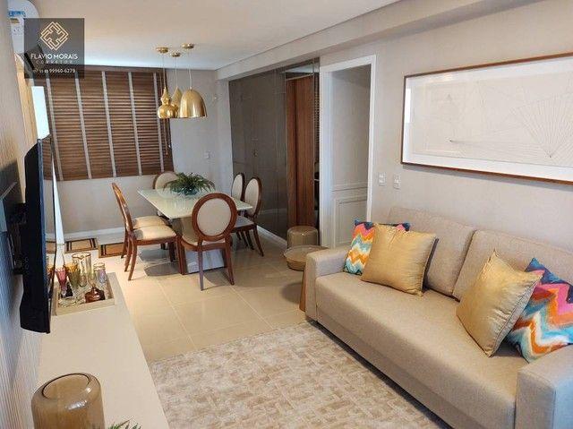 Apartamento  119 metros com 3 quartos em Papicu - Fortaleza - CE - Foto 3