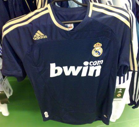 Camisa Real Madri 2007 Rara