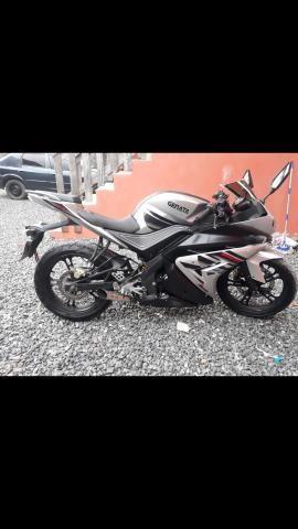 Vendo ou troco moto genata 250r ano2012 - Foto 6