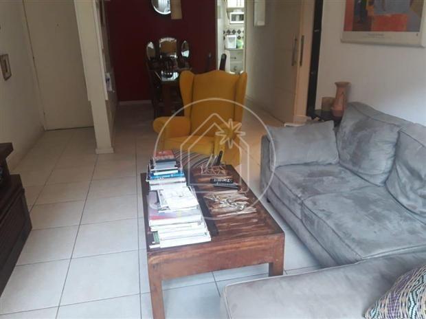 Apartamento à venda com 3 dormitórios em Humaitá, Rio de janeiro cod:854005 - Foto 8