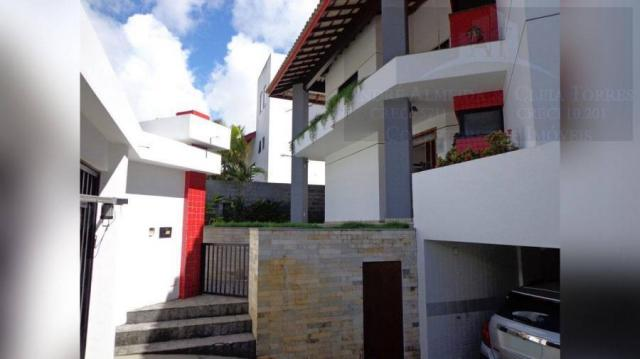 Casa em condomínio para venda em salvador, itaigara, 5 dormitórios, 3 suítes, 5 banheiros, - Foto 7