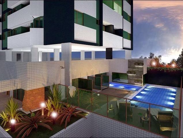 Apartamento à venda com 2 dormitórios em Jatiúca, Maceió cod:120 - Foto 6