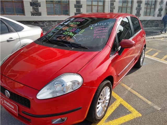 Fiat Punto 1.4 attractive 8v flex 4p manual - Foto 2