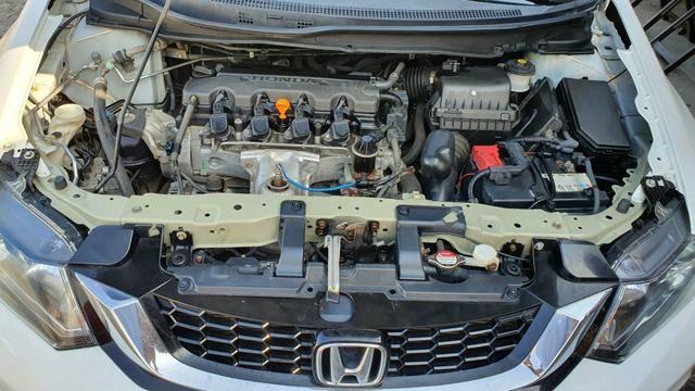 Já é o menor preço - Honda Civic LXR 2.0 flex automático 2015 - Foto 7