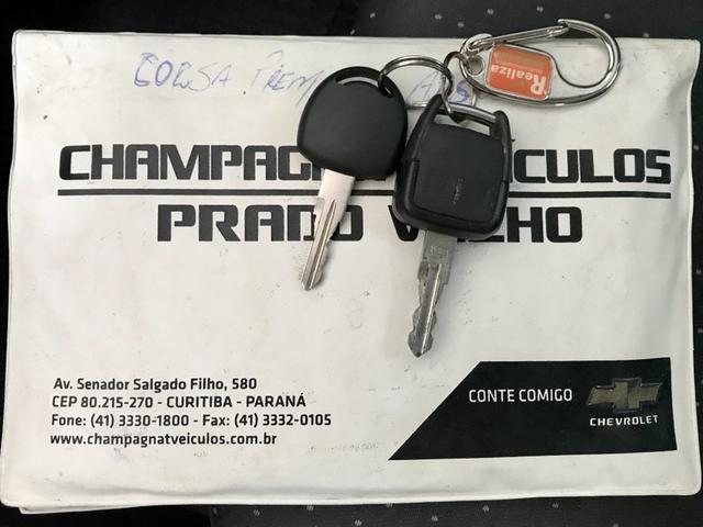 Corsa Sedan Premium 1.4 Flex Completo 2010 - Foto 13