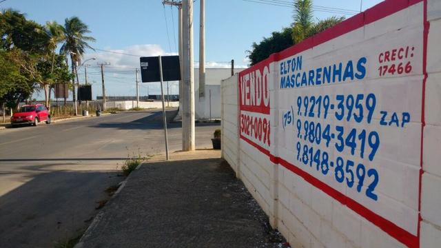 Terreno comercial no sim, esquina da Centenário a 60m da Noide - Foto 4