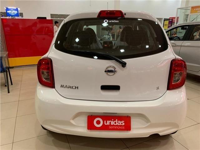 Nissan March 2018 1.0 Completo Km lindaa, 32 mil km, :) Transferencia Gratis - Foto 6