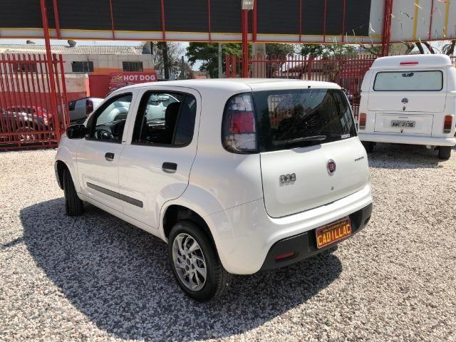 Fiat Uno Attractive 2016 - Completo - Impecável - Foto 3