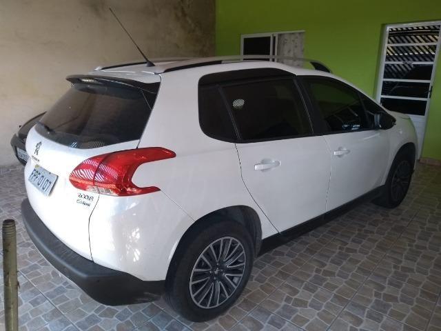 Peugeot 2008 Allure ano 2018 Automático