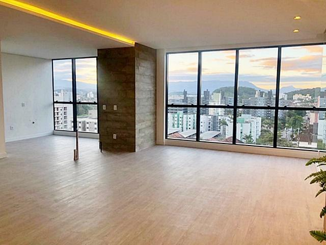 Apartamento à venda com 3 dormitórios em Santo antônio, Joinville cod:9215 - Foto 4