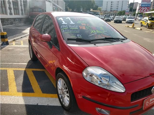 Fiat Punto 1.4 attractive 8v flex 4p manual - Foto 3