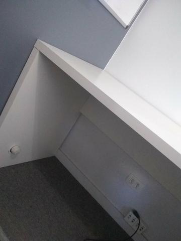 Mesa de escritório Semi-nova - Foto 2