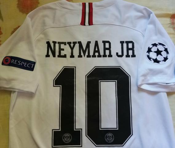Camisa PSG Neymar Jr 2018 19 - Roupas e calçados - Hípica 60492f7cdbe5b