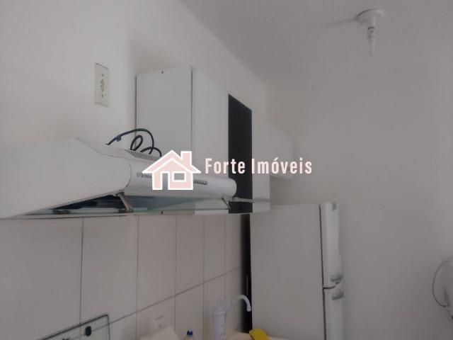 IF774 Apartamento Padrão No Condomínio Rossi Ideal - Campo Grande RJ - Foto 6