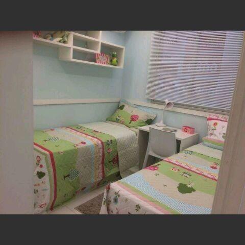 Apartamento Viva Vida Taruma 41m2 2Qtos - 128mil MCMV - Foto 4