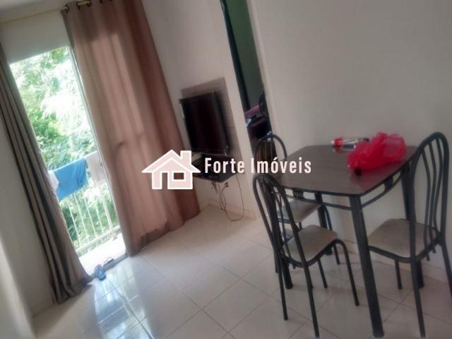 IF774 Apartamento Padrão No Condomínio Rossi Ideal - Campo Grande RJ - Foto 16