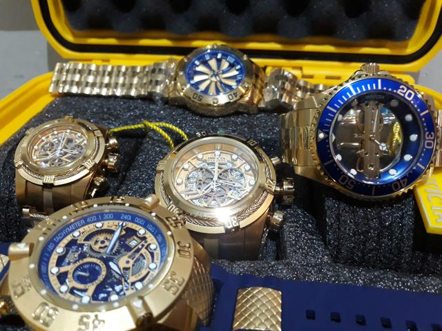 Relógio invicta co preços a parti de 799