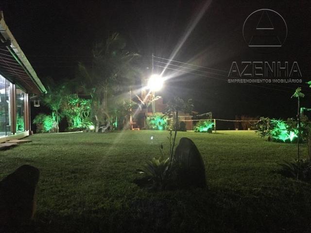 Casa à venda com 2 dormitórios em Areias do macacú, Garopaba cod:3338 - Foto 17