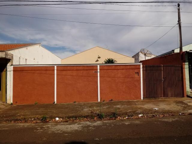 Casa à venda com 2 dormitórios em Jardim jóckei club a, São carlos cod:3333