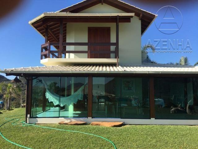 Casa à venda com 2 dormitórios em Areias do macacú, Garopaba cod:3338 - Foto 9