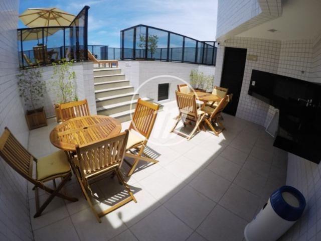 Apartamento com 87 m², 3/4 (sendo 01 suíte e 01 reversível), na Ponta Verde. REF: C4114 - Foto 13
