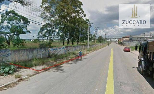 Terreno para alugar, 78297 m² por r$ 185.000/mês - vila nova bonsucesso - guarulhos/sp - Foto 2